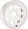 AWC 8 SPOKE STEEL TRAILER WHEEL