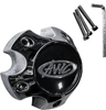 AWC 850 SERIES ALUMINUM TRAILER WHEEL CAP