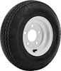 AWC TRAILER TIRE & STANDARD STEEL WHEEL ASSEMBLY