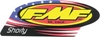 FMF 2-STROKE SHORTY DECAL