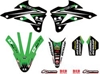 D'COR 2018 / 2019 MONSTER ENERGY KAWASAKI GRAPHIC / TRIM KIT