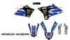 D'COR 2018 STAR RACING YAMAHA GRAPHIC / TRIM KIT