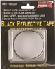 ISC BLACK REFLECTIVE TAPE