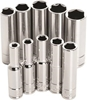 "PERFORMANCE 1/4"" METRIC SOCKET SET"