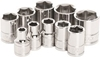 "PERFORMANCE 3/8"" SAE SOCKET SET"