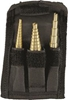 PERFORMANCE 3 PC STEP DRILL SET