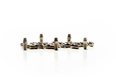 FLO MOTORSPORTS PRO SERIES FOOT PEG CLEAT SET