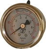 BDX BILLET FUEL PRESSURE GAUGE