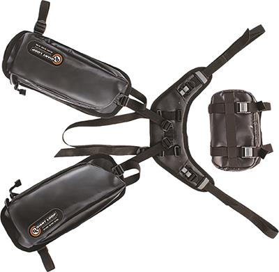 GIANT LOOP BUCKIN' ROLL TANK BAG
