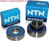 NTN CHAINCASE SIDE TRACK SHAFT BEARING