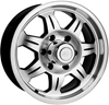 AWC 870 SERIES ALUMINUM TRAILER WHEEL