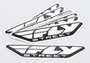 FLY RACING LOGO DECALS/STICKERS