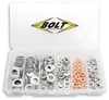 BOLT ALUMINUM DRAIN PLUG COMPRESSION WASHERS