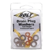 BOLT CRF DRAIN PLUG WASHER KIT