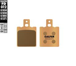 GALFER HH SINTERED BRAKE PADS
