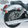 NATIONAL CYCLE CRUISELINER QUICK RELEASE SADDLEBAG MOUNT KIT