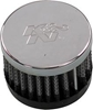 K&N DIRECT MOUNT CRANKCASE VENT AIR FILTER