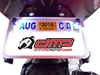 DMP FENDER ELIMINATOR LICENSE PLATE LIGHT KIT