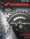 Used Owner/Service Manuals