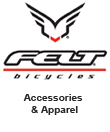 Felt Part's, Accessories & Apparel
