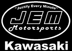 JEM Motorsports Kawasaki, located in South Paris, ME