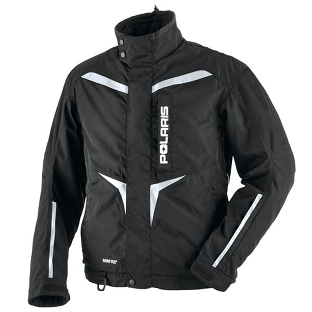 Adventure GORE-TEX® Black Polaris™ Men's Snowmobile Jacket, 2865009_