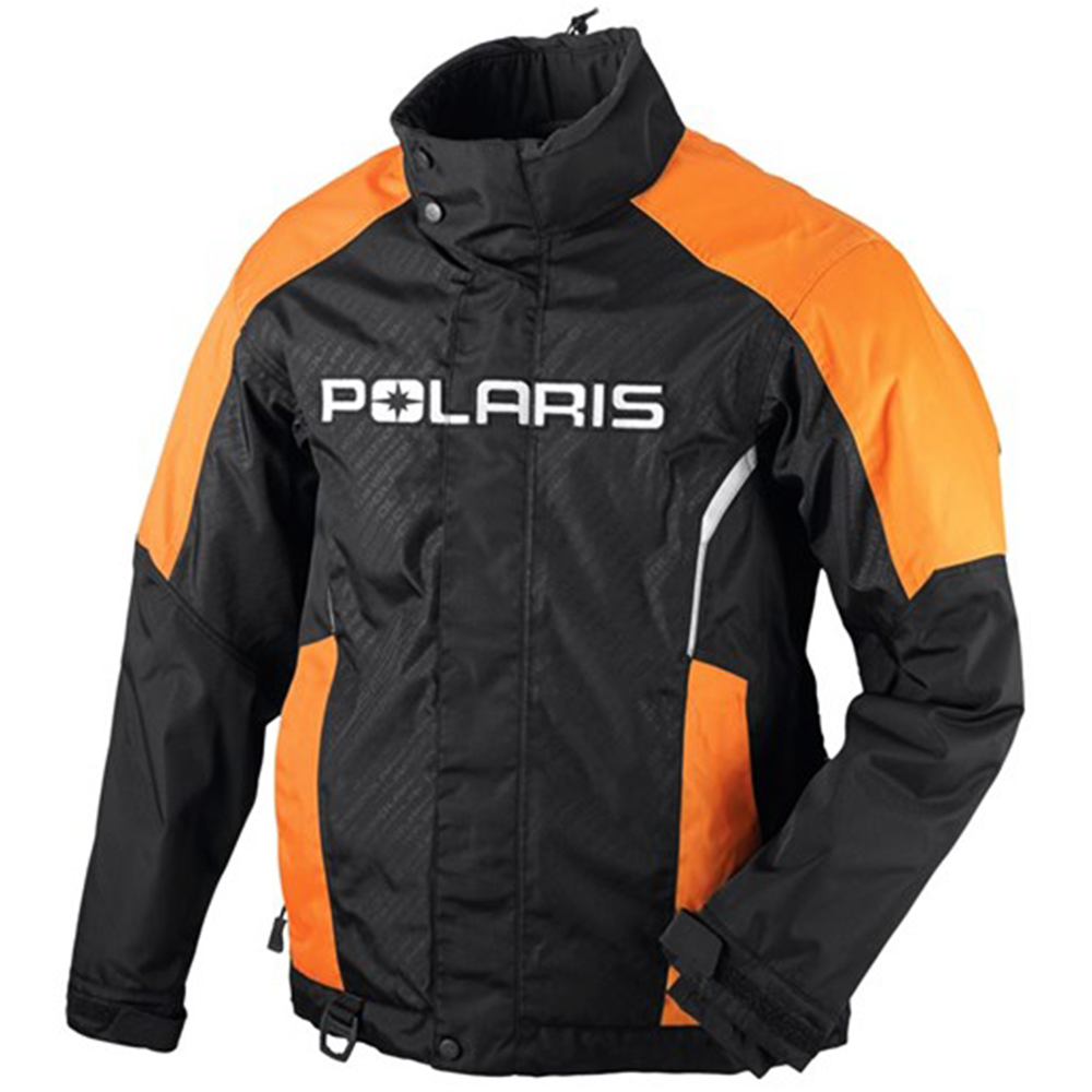 Ripper Orange Polaris™ Men's Snowmobile Jacket, 2865018_