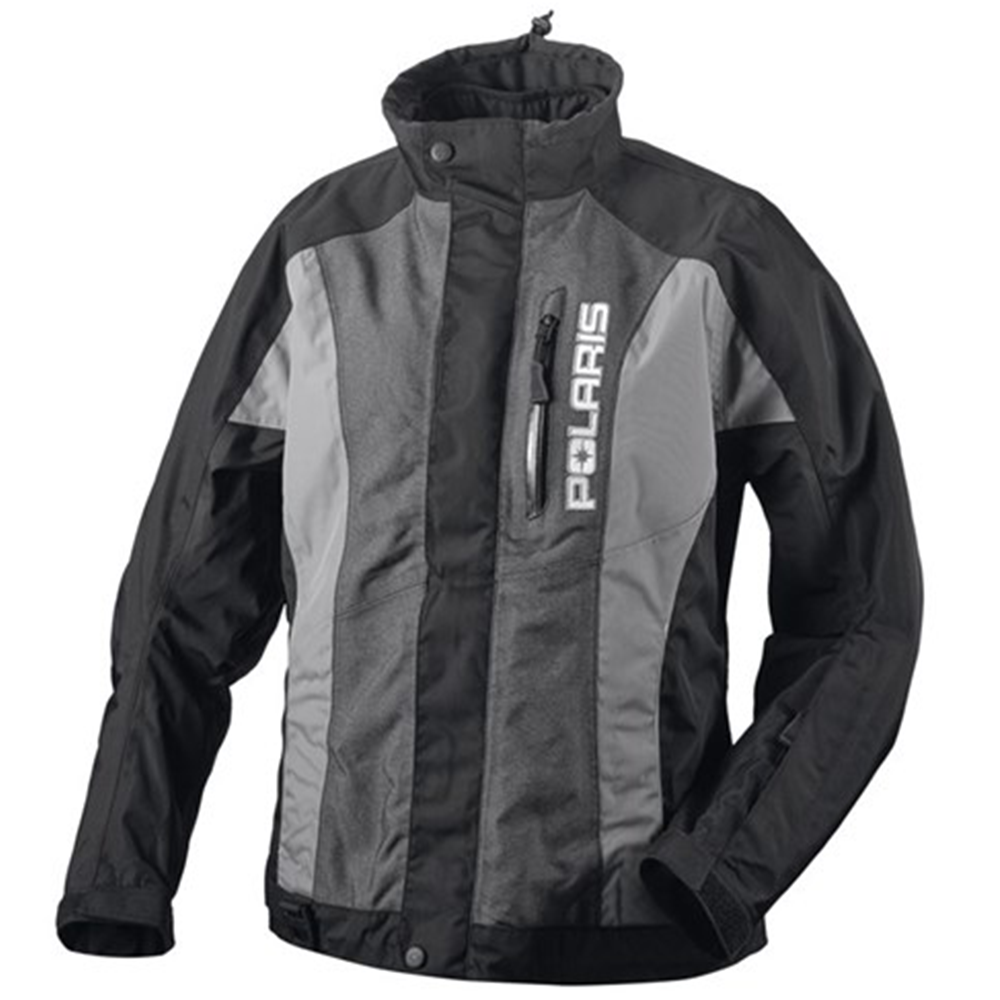 Throttle Black Polaris™ Women's Snowmobile Jacket