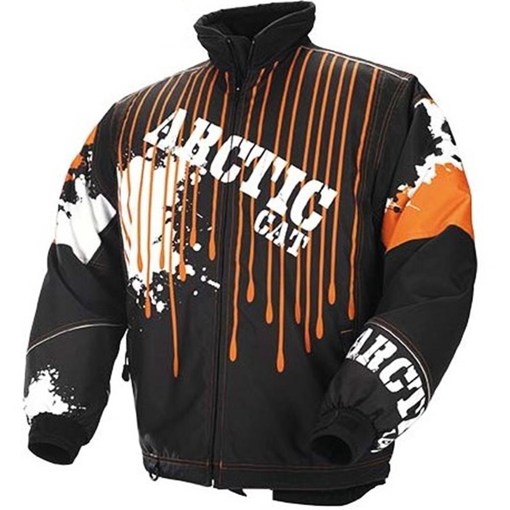 "e7ef7cc6f Fallout Pro Flex Orange Arctic Catâ""¢ Snowmobile Jacket"