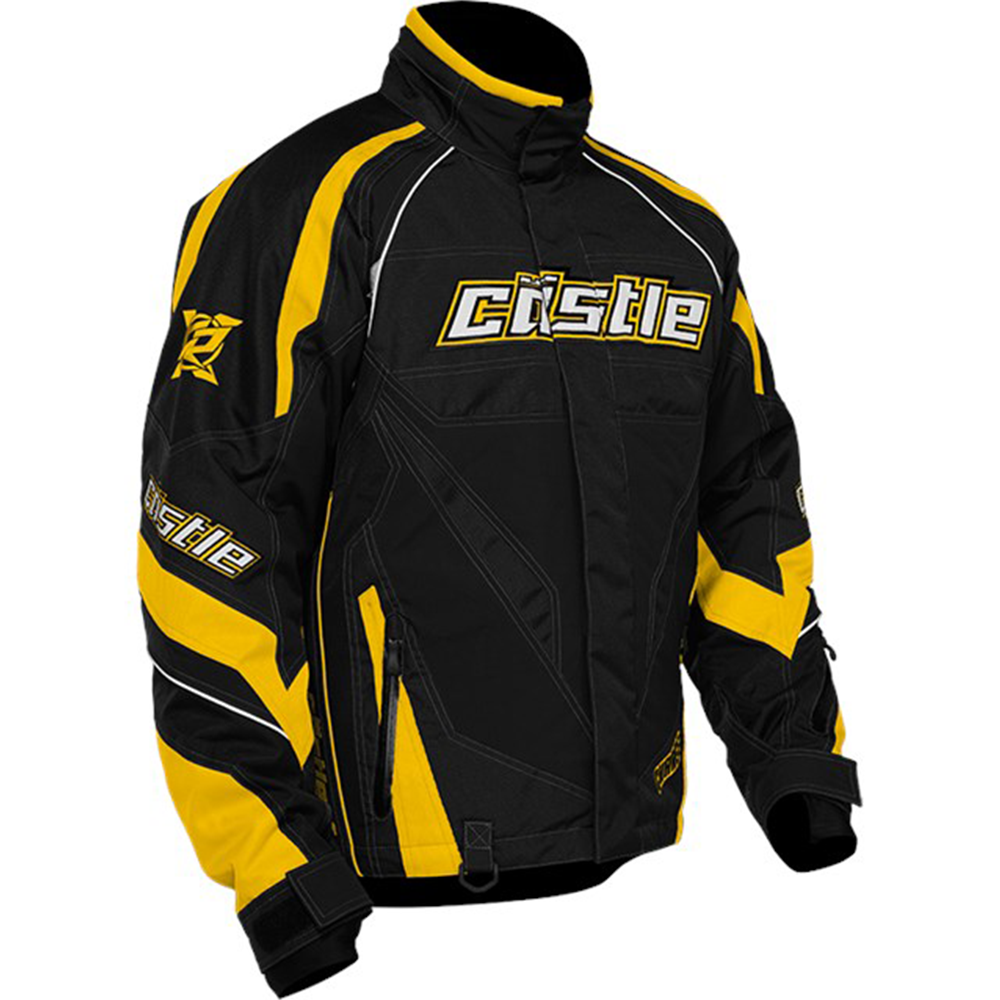 Charge G2B Yellow Castle X™ Men's Snowmobile Jacket