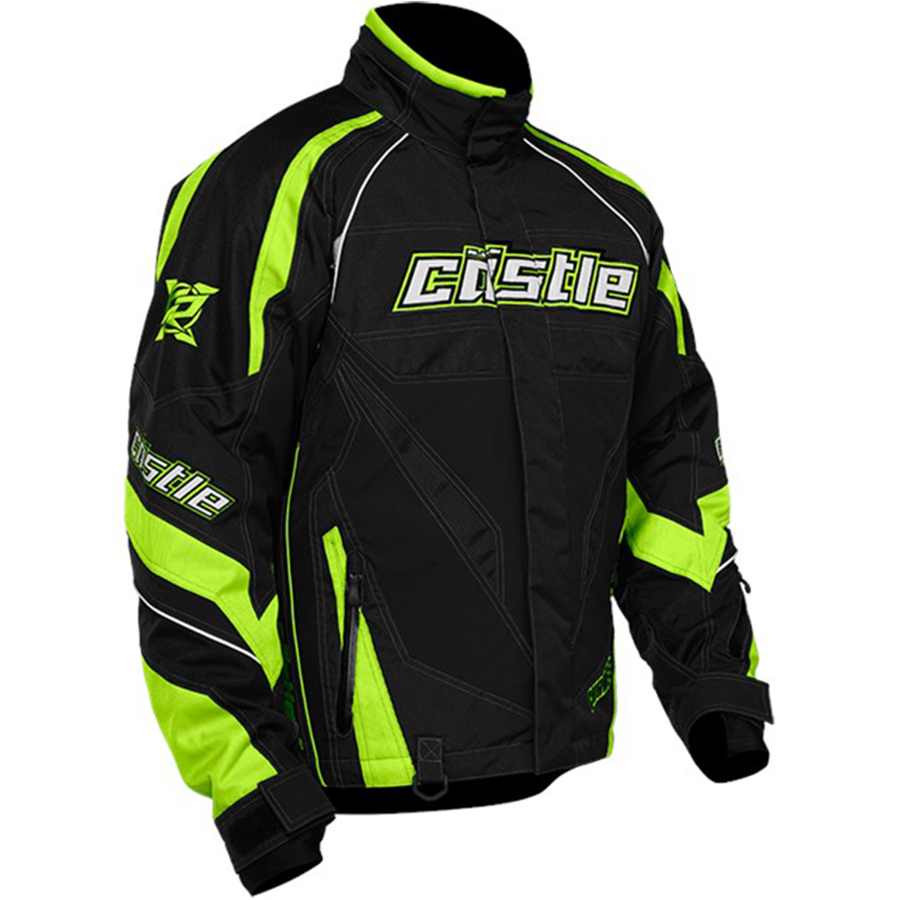 Charge G2B Hi-Vis Castle X™ Men's Snowmobile Jacket