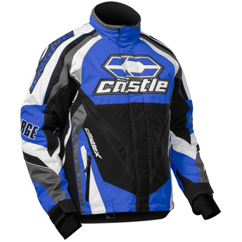 Charge G2C Blue Castle X™ Men's Snowmobile Jacket