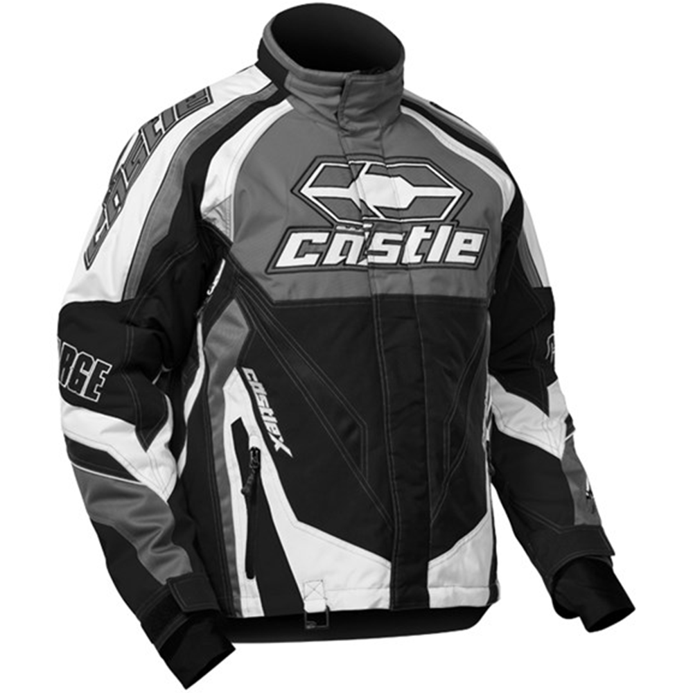 Charge G2C Black Castle X™ Men's Snowmobile Jacket