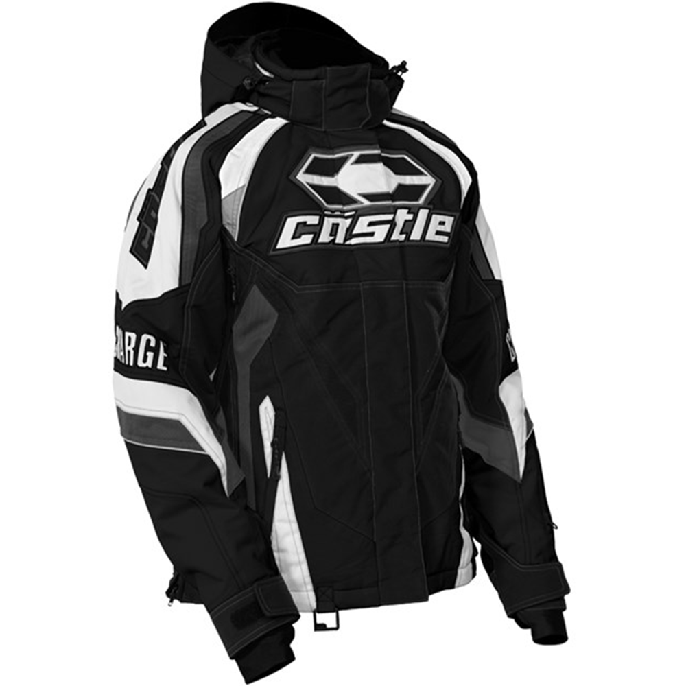 Charge G2c Black Castle X Women S Snowmobile Jacket From Closeout