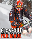 Closeout FXR