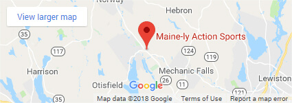 Maine-Ly Action Sports Map
