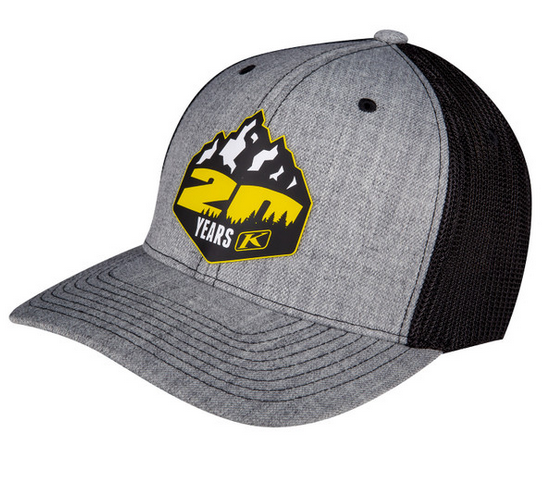 KLIM 20TH ANNIVERSARY B-BALL HAT