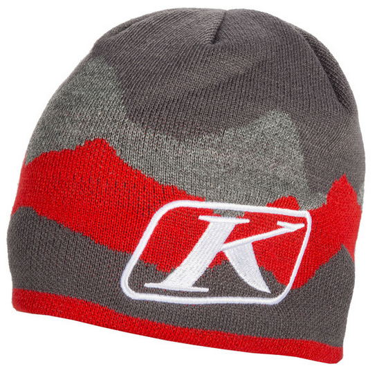 KLIM BEANIE ADULT RED OSFA
