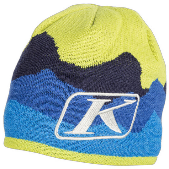 KLIM BEANIE ADULT LIME GREEN OSFA