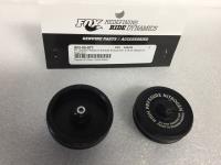 Fox shock resivoir schrader endcap (pair) from Yamaha