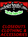Closeouts Clothing & Accessories