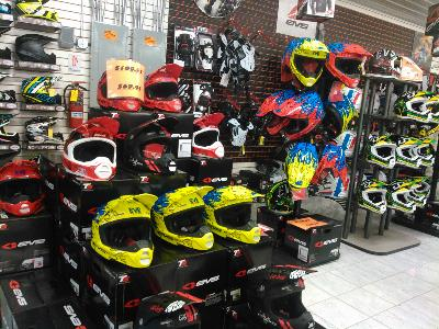 Select EVS helmets only $69!!!!